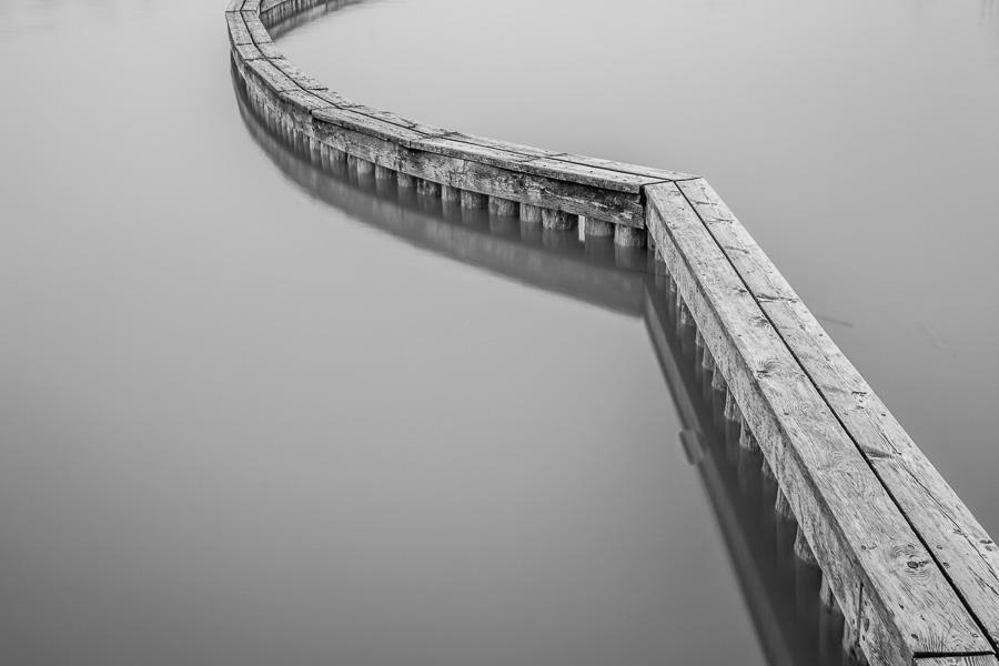 © Hans Tschida | Schmaler Steg